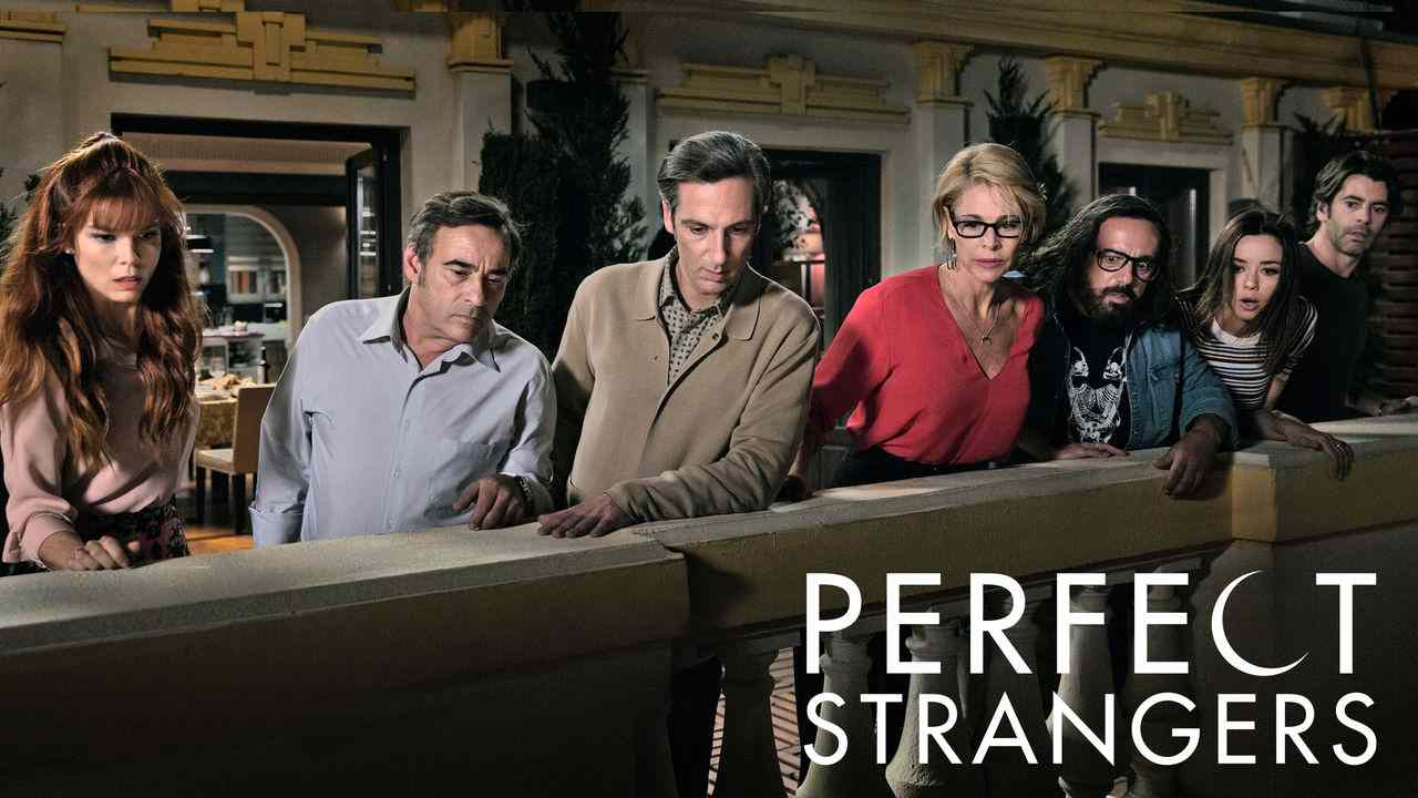 Is Movie 'Perfect Strangers 20' streaming on Netflix